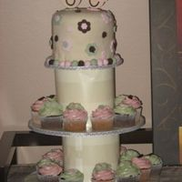 Baby_Shower_004.jpg Cupcake tower for twin baby shower.