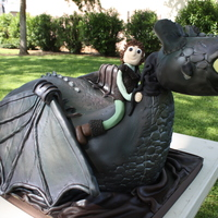 Toothless The Dragon And Hiccup