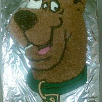Scooby Doo Cake (Made Sept 2008)   made for my hubby for his Birthday