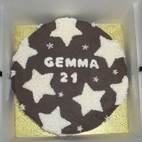 Gemma's 21St Birthday Cake (Completed)