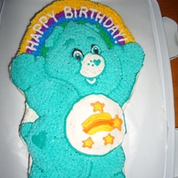 Care Bears frosting #16 tip