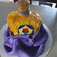 Crown Royal  My friends fav whiskey is Crown as I made this for his Bday, fortunately it was a busy cake weekend, unfortunately it left me little time...