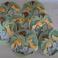 Jungle Cookies   last minute order