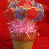 Flower Cookie Bouquet NFSC and MMF