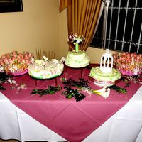 Mi Daugther 15Th Birthday Cakes & Chocolates I made these cakes for my daughter 15 brithday last saturday. The roses are chocolatesI gave as a souvenir. The cakes were one on lemon,...