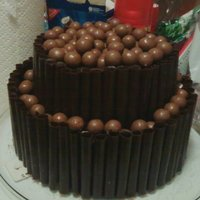Chocolate Cigarello Cake   my first attempt at chocolate cigarellos