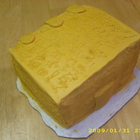 The Golden Plates I wanted to show my Primary class the size of the golden plates so I made a cake per the specifications. It was fun and they loved it. All...