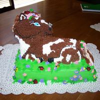 The Horse Never, never again! I made the mistake of letting my daughter look over my shoulder while I browsed horse cake ideas..She saw one that she...