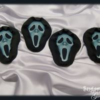 Scream Cookies