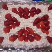 Tres Leches my first tres leches cake! it was soooooooooooo yummy!