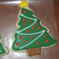 Christmas Tree My favorite of my cookies this year :)