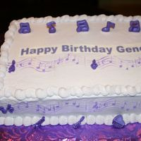Genes_Birthday__Cake002.jpg It was a combination Baby Shower/Birthday Party. The birthday party was for the father to be.