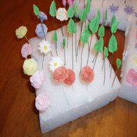 Gumpaste Flowers Taking a Gumpaste floral class and love it.