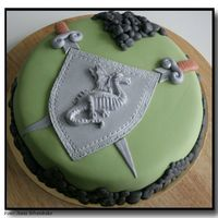 A Cake For A Knight