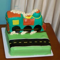 "Choo Choo Train 10"" chocolate, 3d train chocolate, mmf"