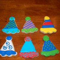 Party Hat Cookies NFSC with Antonio74's RI.