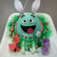 M&m Easter Unny