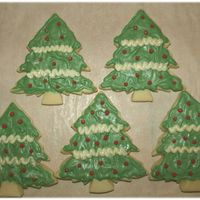Christmas Tree NFSC covered with Wilton Candy Melts. Thanks for looking!