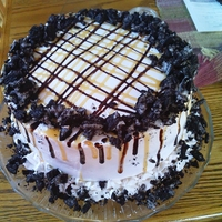 Ice Cream Cake Chocolate Oreo Ice Cream Cake