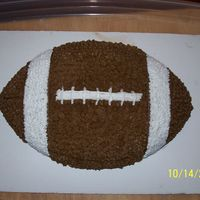 Go Eagles-(2) 2nd view of Eagles cake, without colorflow Eagles. 1st Football Cake. TFL. What do you think?