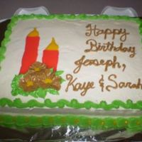 Phps8Bcw6Pm.jpg A cake I did for Church for those B-day that is in December