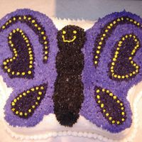 Butterfly I made this butterfly for my cousins birthday.