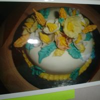 My Baby Shower Cakes Ll sample of my cake without the baby figurine
