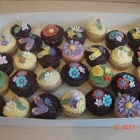 Summer Holliday Cup-Cakes
