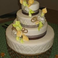 Biscocho_Gamalier_2.jpg This is my first wedding cake that I have make with my good friendMarlene.