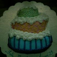 Cake_Josue.jpg This is my husband cake for his 29 birthday is made with buttercream.