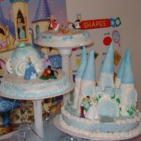 Cinderella Cake Another View.
