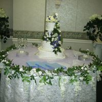 2Nd Wedding Cake