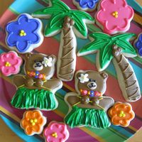 Luau NFSC and Antonia's RI. Done for a luau themed b-day party and a farewell to summer. TFL!
