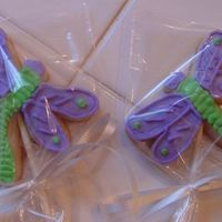 Dragonflies Dragonfly cookies I did as part of a cookie bouquet for a coworker's 50th