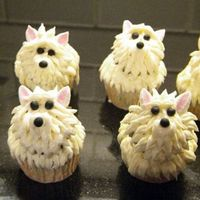 Hello Cupcake Terriers These were super fun to make!