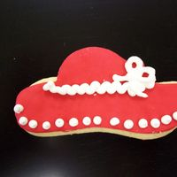 Hat Cookie