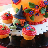 Halloween - Witches High Tea A special thanks to a neighbor who has a special Halloween grand daughter party (Witches High Tea) with punch, cookies and games, for her...