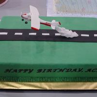 Ossas Cessna Cake 2007 I entered this in OSSAS in Tulsa this year, and it got third place in adult advanced special occasion cakes. WAHOO!!!!!