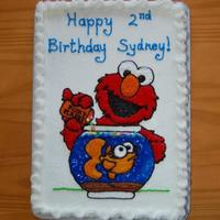 Elmo Birthday Elmo Birthday