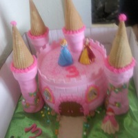 Princess Castle This is a princess castle for a little girl who is the youngest of 5. They all call her their little princess! She wanted to know what was...