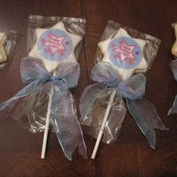 Wand Cookies For Birthday