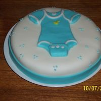 First Mmf Cake   Thanks to feverfixer for the insparation!!