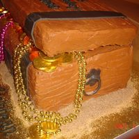 Treasure Chest-Side View