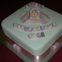 Christening Cake ... Another View