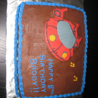 Little Einsteins Birthday Party I made this cake for a neighbor's son who loves Little Einsteins. I am not overly impressed with the outcome of the cake, but I had...