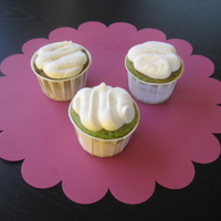 Matcha Cupcakes W/ Honey Buttercream I have been on a green tea kick lately and I found a recipe for Matcha cupcakes! I thought they would be something nice and new to try! I...