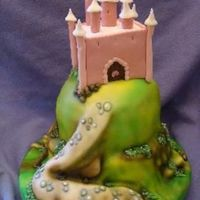 Castle On A Hill copied the idea from Debbie Brown (love that woman! :) couldn't make it nearly as great as hers. (my husbands airbrushing i'm...