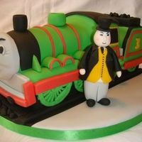 Percy Train  Mother gave me a toy of a little green train to make it a cake. That was Percy train, from Tomas the train. I found instructions on how to...