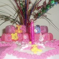 Closer Pic   this is a closer pic of my daughters 1st birthday cake as requested by nikki1234