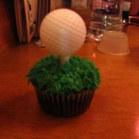 Cupcakes For Golfers!